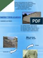Fundaciones y Muros