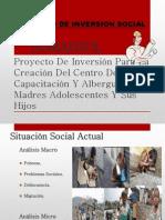 Proyecto de Inversion Privada Social