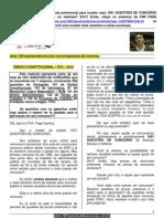 1001 Questoes - Direito Constitucional - Fcc - 2012