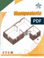 Mamposteria CTCM