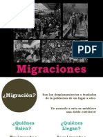 Migración interna en el Perú