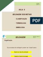 6320  AULA 8 - Classificação, Terminologia e Simbologia
