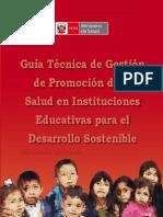 Promocion en IIEE