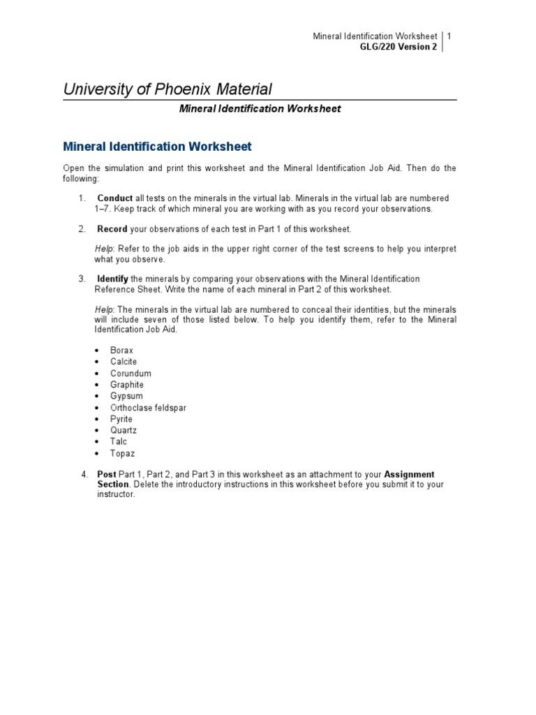 worksheet Mineral Identification Worksheet workbooks rocks and mineral worksheets free printable all grade minerals grade