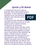 La Lujuria y El Amor    .rtf