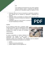 MATERIALES PETREOS MAMPOSTERIA