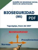 Bioseguridad IHSS