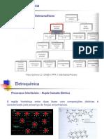eletroquímica- duplas camadas