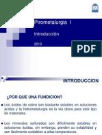 Piro I-2013 Introduccion