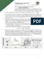 Ejercicios de Estudio 2 Corte Fisica I UDC