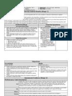 unit plan - chapter 6 part i