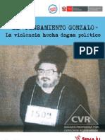 El pensamiento Gonzalo - Ministerio de Educación