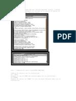 Crear Un Cluster en Linux