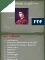 Léon alberti battista