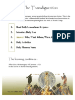Orthodox Christian Transfiguration Curriculum
