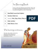 Orthodox Christian Burning Bush Curriculum