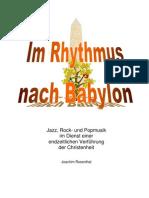 Im Rhythmus Nach Babylon 080323