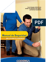 Manual de Seguridad - Codensa