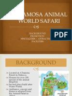 FAMOSA ANIMAL WORLD SAFARI