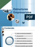 estructuras empresariales
