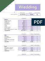 Venue Selection Worksheet
