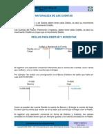 2. Naturaleza de Las Cuentas y Ejercicios Practicos