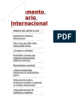 Reglamento Sanitario Internacional.doc