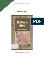 1. Mabinogion, Relatos Galeses