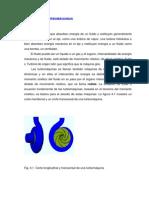 DEFINICIÓN DE TURBOMÁQUINAS