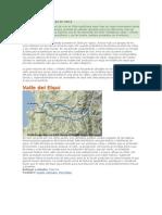 Regiones Vitivinicolas de Chile