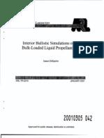 01- ARL-TR-2316(Int Ballistic Simul BLP-Jan2001) 38p