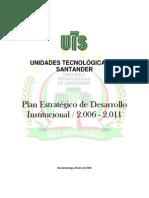 ejemplodeunplanestrategicoinstitucional-110805173915-phpapp01
