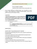 3º SIMULADO DE LEGISLAÇÃO APLICADA AO MPU E AO CNMP