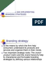 Brand Matrix