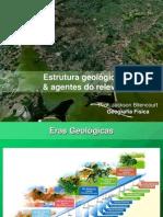 Estrutura Geologica Ag Relevo