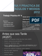 Tp4 de Espectaculos y Medios (Analisis de Un Programa de Tv).Docx