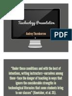 teachnologypresentationthornborrowfinal