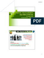 Pert_08_Aspek Organisasi Dan Manajemen