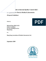 Final Printing Version Sept 2009 a Practical Guide to IQC HKAML