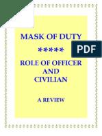 Mask of Duty