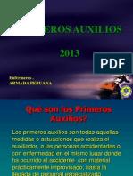 PRIMEROS AUXILIOS 17