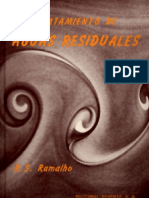Tratamiento de Aguas Residuales – R. S. Ramalho [1983]