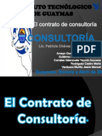 Contrato de Consultoria Exposicion
