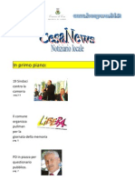 3° GIORNALINOCesaNews
