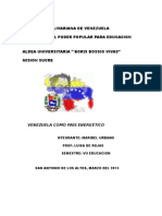 Energia de Venezuela