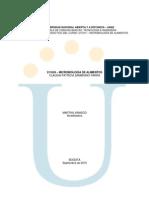 Modulo Microbiologia de Los Alimentos