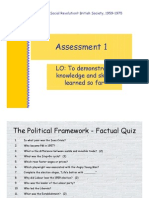 6.Assessment One