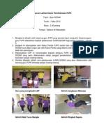 Laporan Latihan Dalam Perkhidmatan PJPK