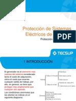 Proteccion de Generadores