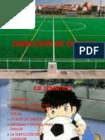 DIRECCIÓN DE EQUIPO. NELDER ROMERO